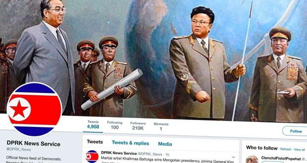 DPRK_News twitter