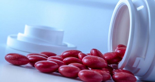 Red placebo pills