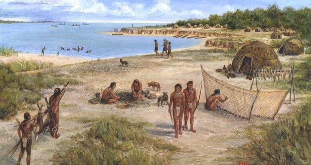 Karankawa Native Americans
