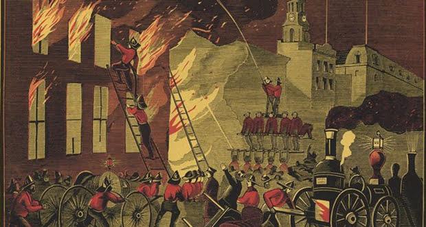 Roman fire brigade