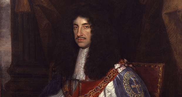 King Charles II