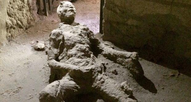 Pompeii Masturbator