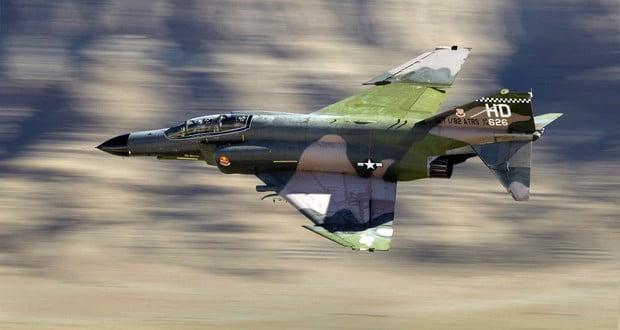 F-4 jets