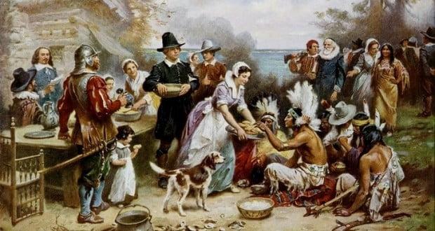 Wampanoag Indians