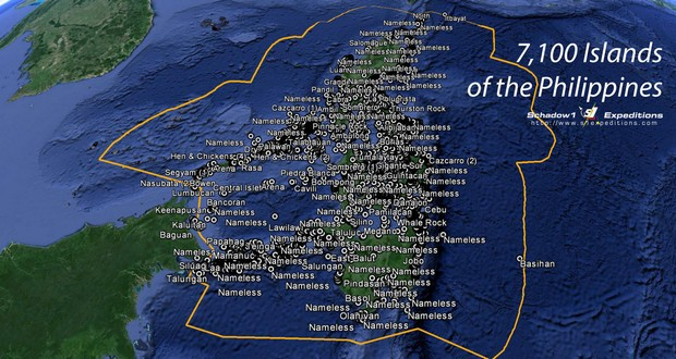 Phillippines islands