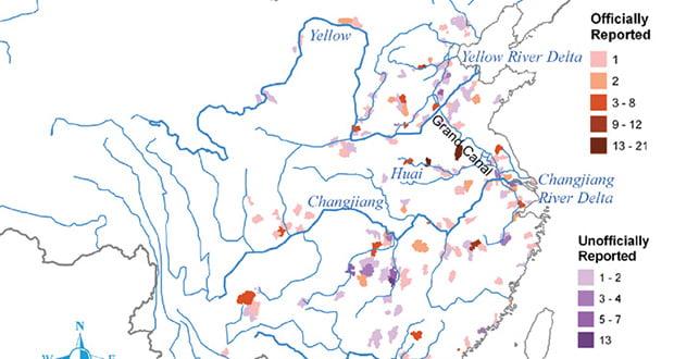 Cancer villages