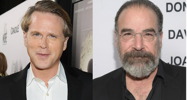 Cary Elwes and Mandy Patinkin