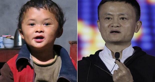 Mini Jack Ma