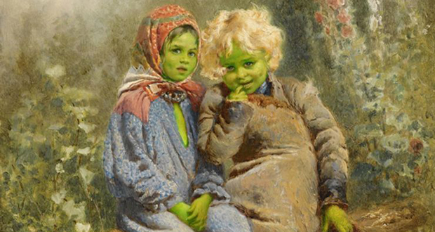 Green children of Woolpit