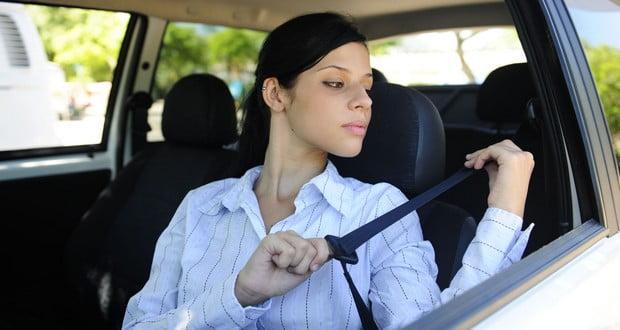 Wearing seatbelts