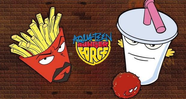 Aqua Teen Hunger Force show