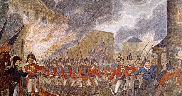 Burning of Washington D.C.