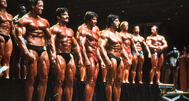 Bodybuilding shows