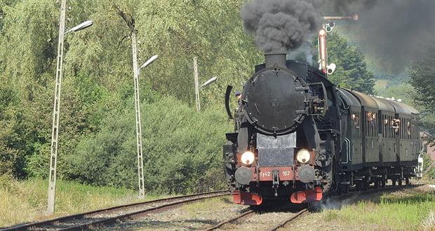 Coal train car