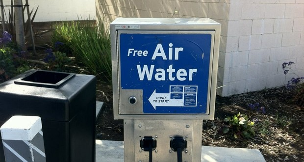 Free air and water