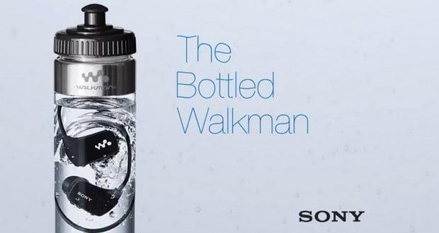 Waterproof Walkman