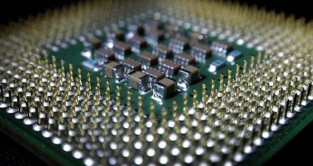 CPU manufacturing