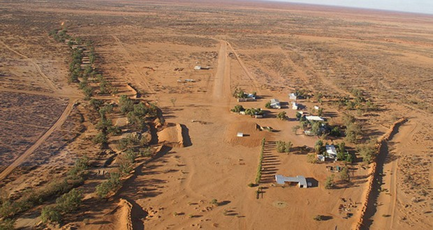 Anna Creek Station