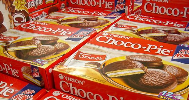 Choco pies