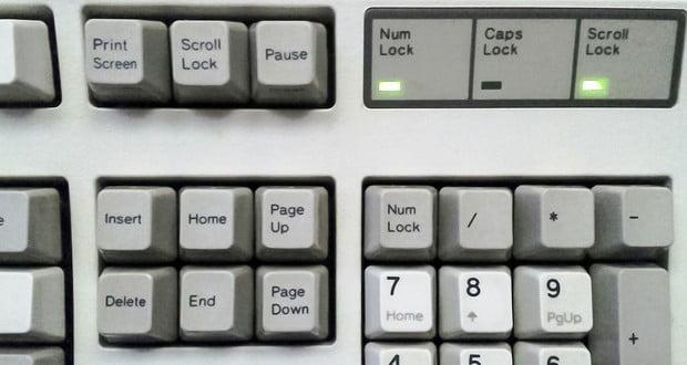 Screen Lock key