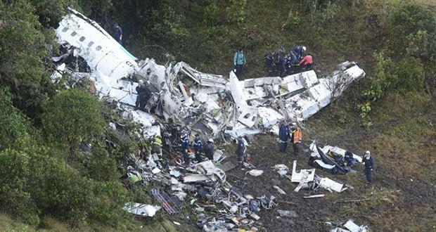 LaMia Flight 2933