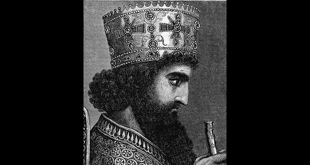 King Xerxes I of Persia