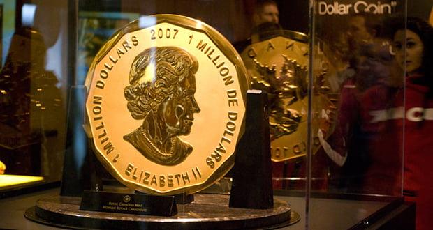 $1 million coin