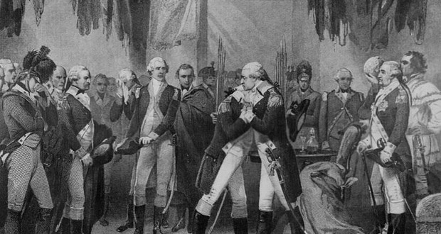 1787 farewell party