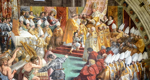 Charlemagne's Council of Frankfurt