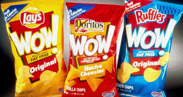 Lays Wow chips