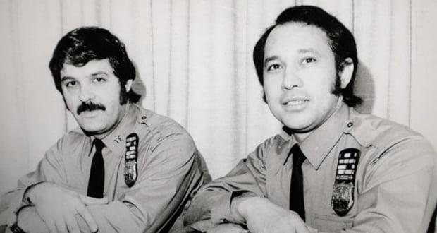 Lou Telano and John Sepe
