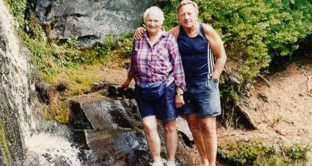 Peter Petrasek and Joan Petrasek