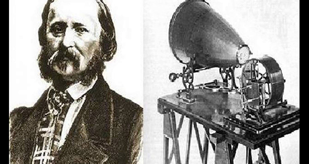 Earliest known human voice recording