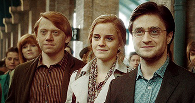 Harry Potter and the Deathly Hallows: Part 2 Epilogue