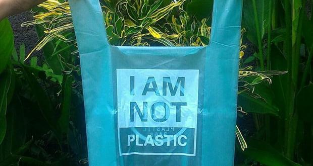 Cassava plastic