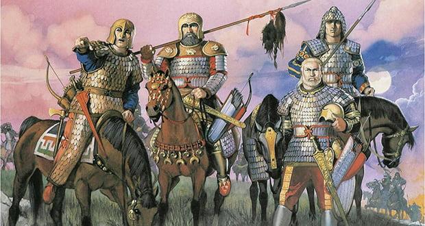Scythian tribal chiefs