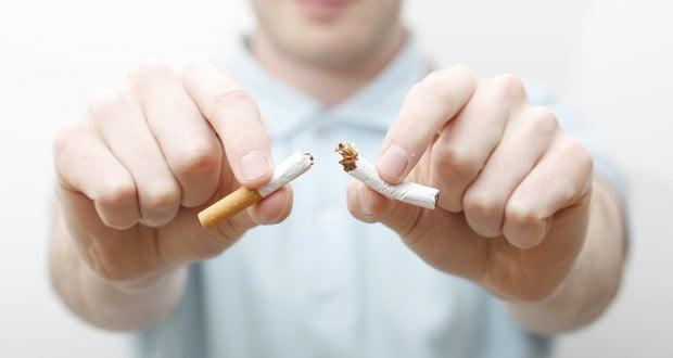 Quitting smoke
