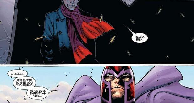 Professor X & Magneto