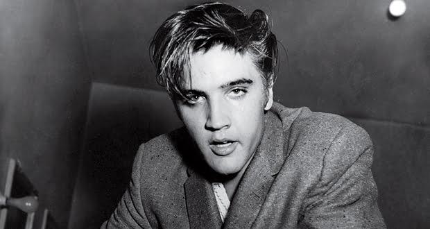 Elvis Presley's remains