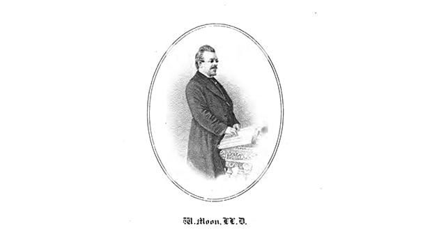 Dr. William Moon