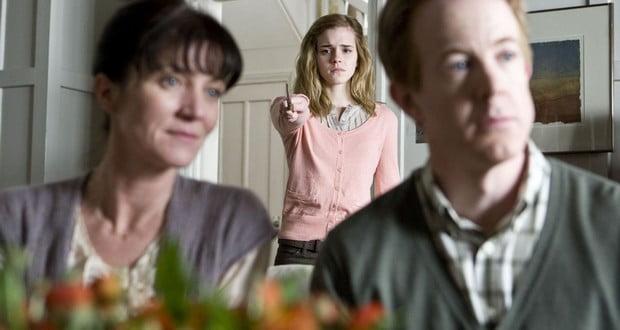 Hermione's Parents in Australia