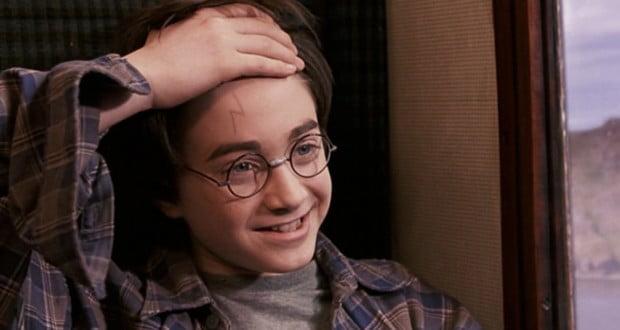 Harry's scar