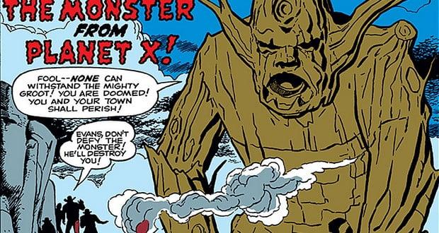 Groot's Origin