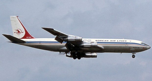 Korean Air Flight 858