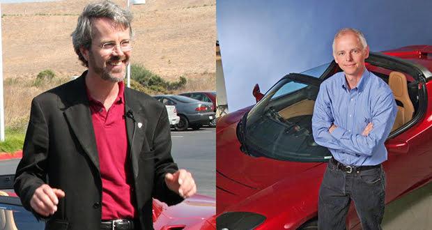 Martin Eberhard and Marc Tarpenning  Fact  FactRepublic.com