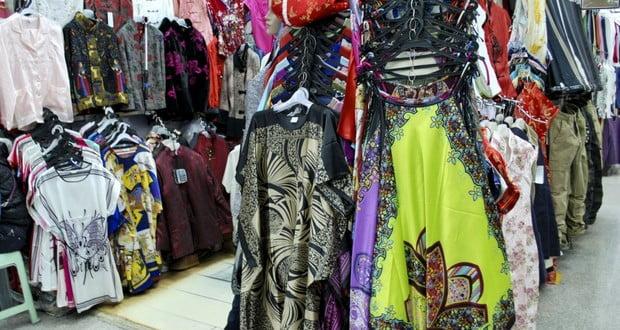 Beijing clothes shop