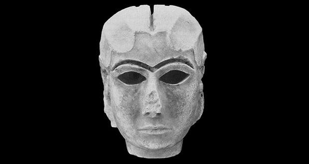 Mask Of Warka Fact Factrepubli