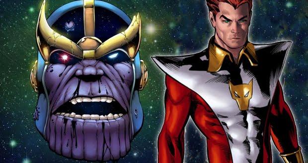 Thanos and Starfox