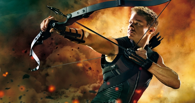 Hawkeye's Strength