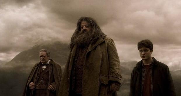Hagrid's Height